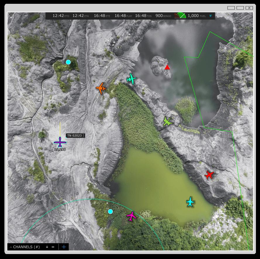 FS-Drone-Interface-Design-Map